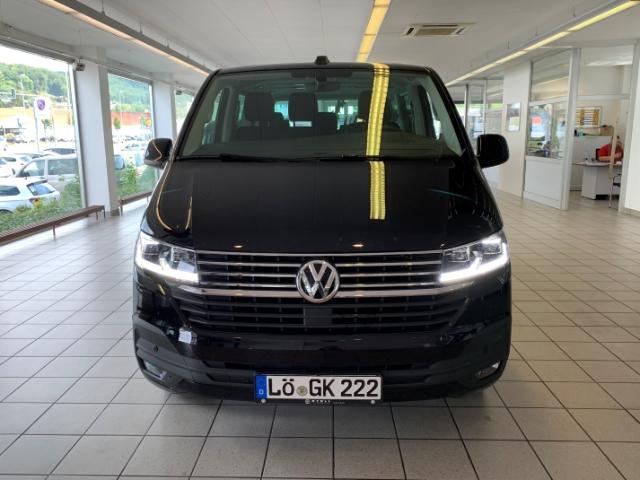 Volkswagen Caravelle 6.1 Comfl. 2.0 TDI Navi+FrontAssist+SitzHZG+LED+AHK+++, Jahr 2019, Diesel