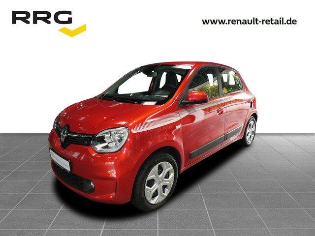 Renault Twingo SCe 65 Limited 0,99% Finanzierung!!! Sitz, Jahr 2021, Benzin