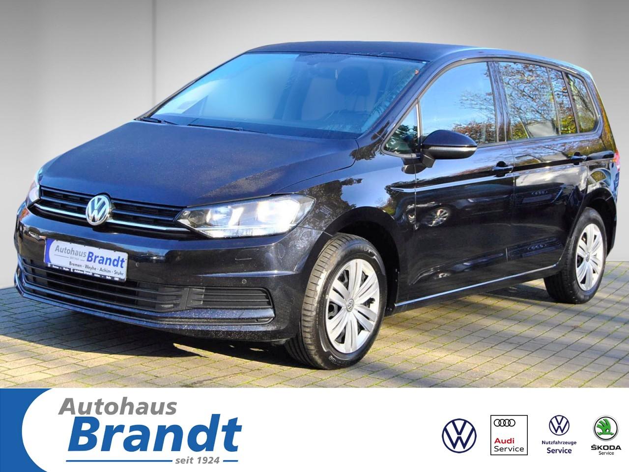 Volkswagen Touran 1.6 TDI NAVI*PDC*SHZ*GRA Navi, Jahr 2016, Diesel
