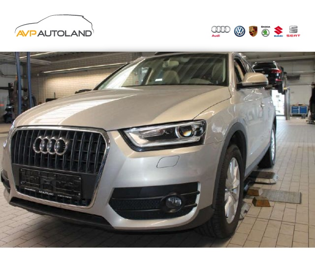 Audi Q3 2.0 TDI | PANO | MMI NAVI | XENON |, Jahr 2013, Diesel