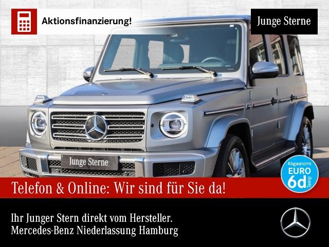 Mercedes-Benz G 500 AMG WideScreen 360° Stdhzg Multibeam Distr., Jahr 2020, Benzin