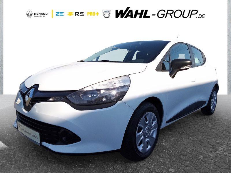 Renault Clio Life 1.2 16V ABS Fahrerairbag Beifahrerairb, Jahr 2016, Benzin