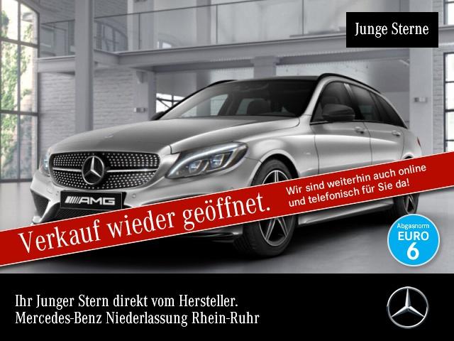 Mercedes-Benz C 450 AMG T 4M Pano Burmester COMAND ILS LED HUD, Jahr 2016, Benzin