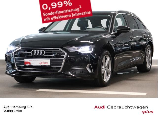 Audi A6 Avant 50 TDI sport qu. tiptronic NAVI/ACC/AHK/STDHZG, Jahr 2019, Diesel