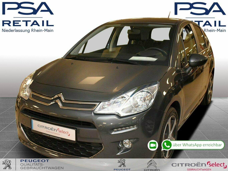 Citroën C3 PTech 82 Selection *NAVI*City-P*Kamera*Sitzh*, Jahr 2016, Benzin