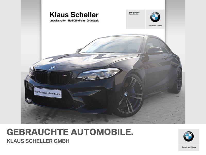 BMW M2 Coupé M Drivers P. LED WLAN RFK Navi Prof., Jahr 2017, Benzin
