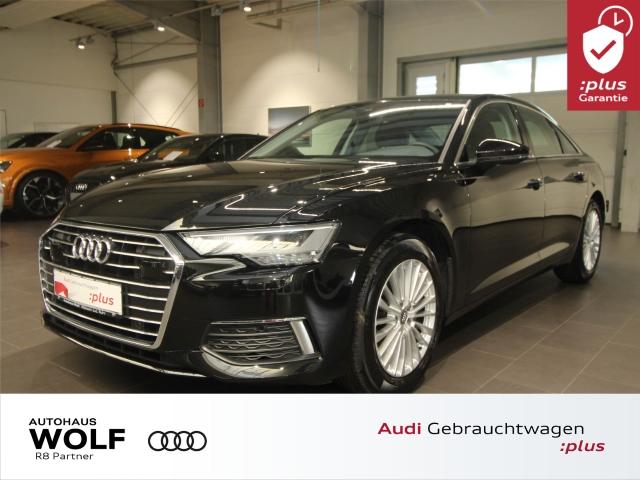 Audi A6 Limousine 35 TDI Design S tronic LED Navi+, Jahr 2020, Diesel