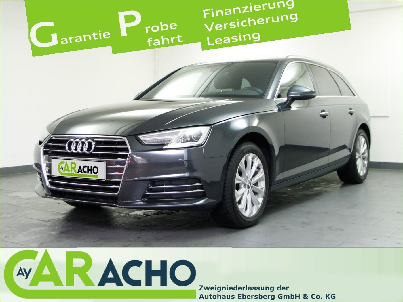 Audi A4 Avant design 1.4 TFSI AHK-VB Navi PDC LM17, Jahr 2016, Benzin