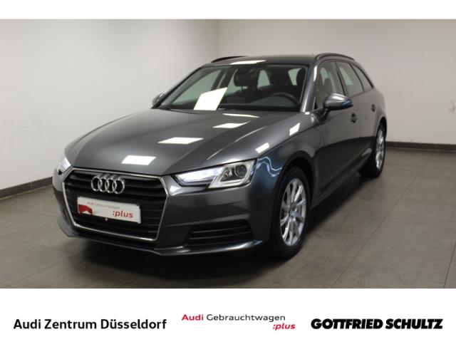 Audi A4 Avant 2.0 TFSI ultra 6-Gang, Jahr 2018, Benzin
