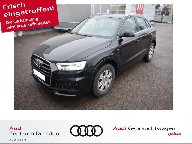 Audi Q3 sport 2.0 TSFI quattro LED-SW DAB, Jahr 2017, Benzin