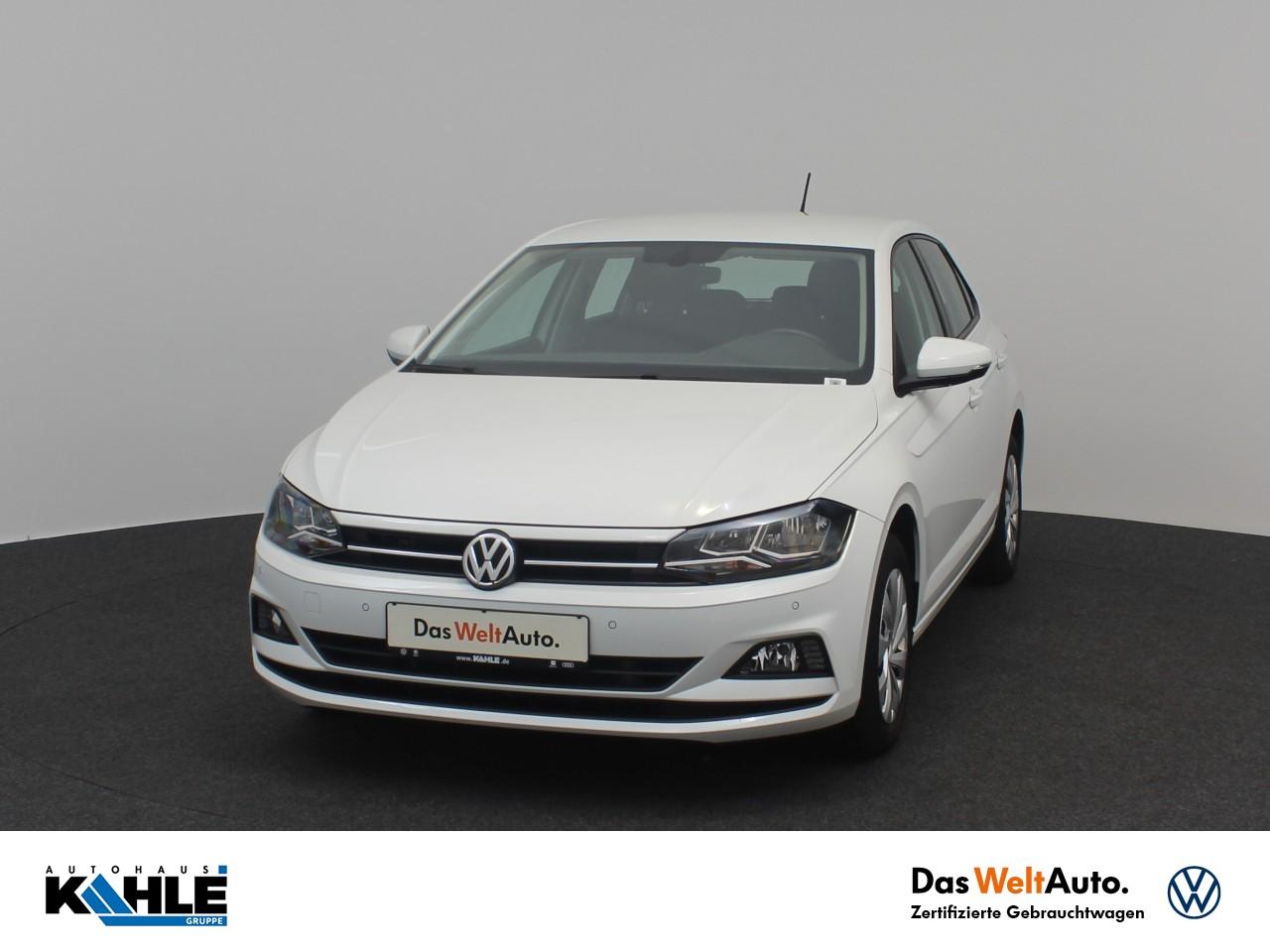 Volkswagen Polo 1.0 TGI Comfortline Navi Klima Sitzh. PDC, Jahr 2020, Benzin