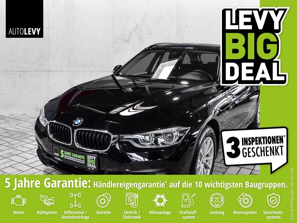 BMW 318i Touring *NAVI*KLIMA*PDC*TEMP*LED*, Jahr 2019, Benzin