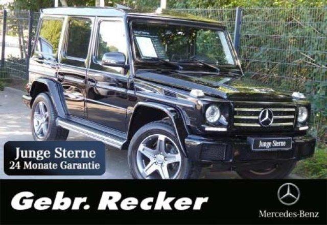 Mercedes-Benz G 350 d AHK SHD COMAND Soundsystem Kamera Leder, Jahr 2016, Diesel