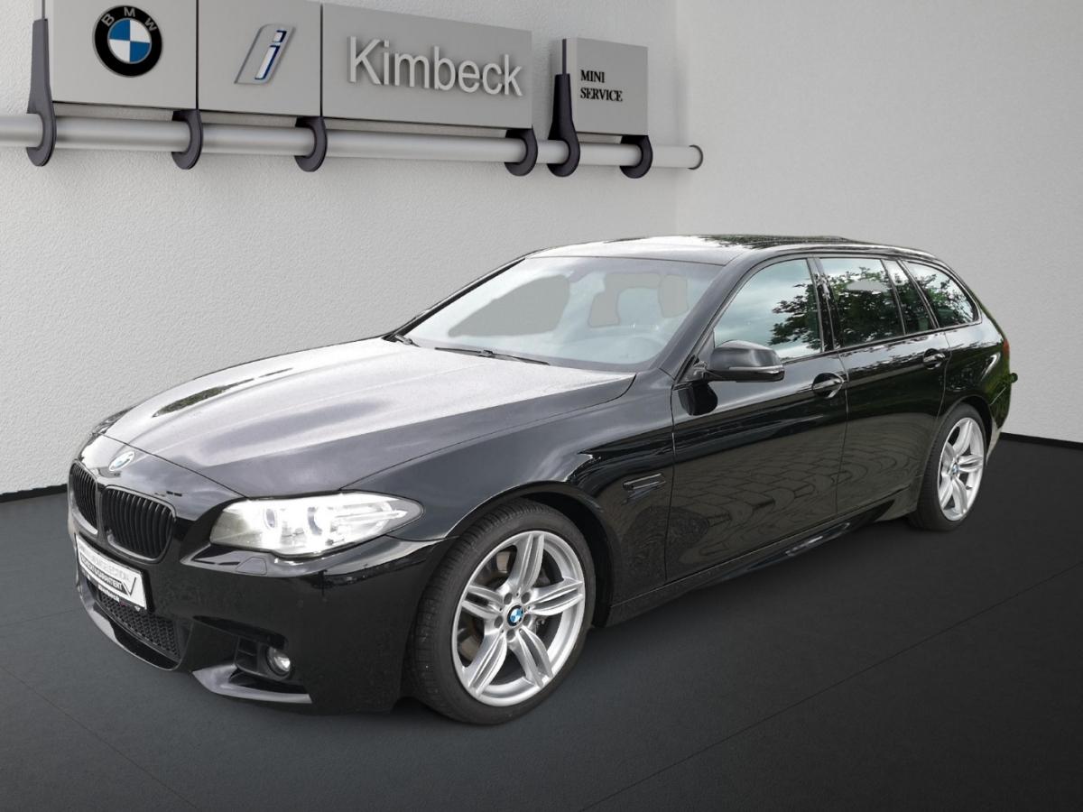 BMW 535d Touring M SPORT Navi Xenon Panorama, Jahr 2016, Diesel