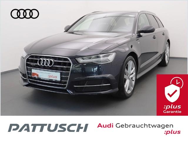 Audi A6 Avant 3.0 TDI Q Bose S-Line Rückfahrkamera, Jahr 2017, Diesel