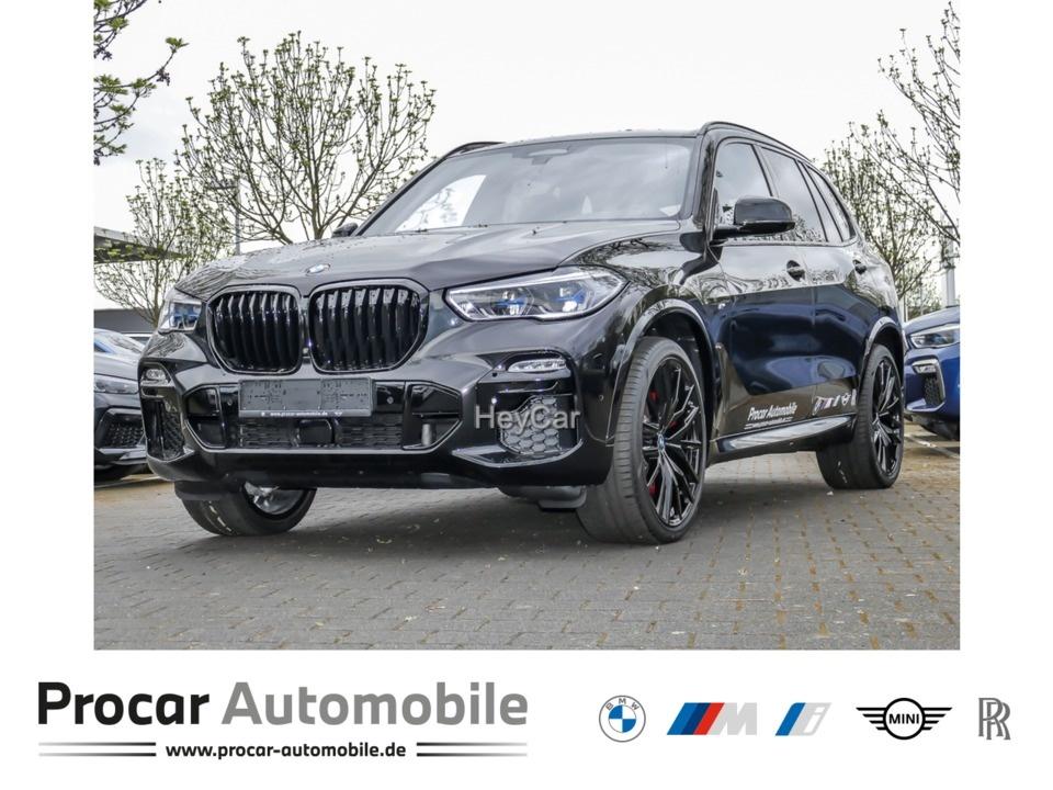 BMW X5 xDrive40d Navi Leder Glasdach LED Scheinwerfer Bluetooth, Jahr 2021, Diesel