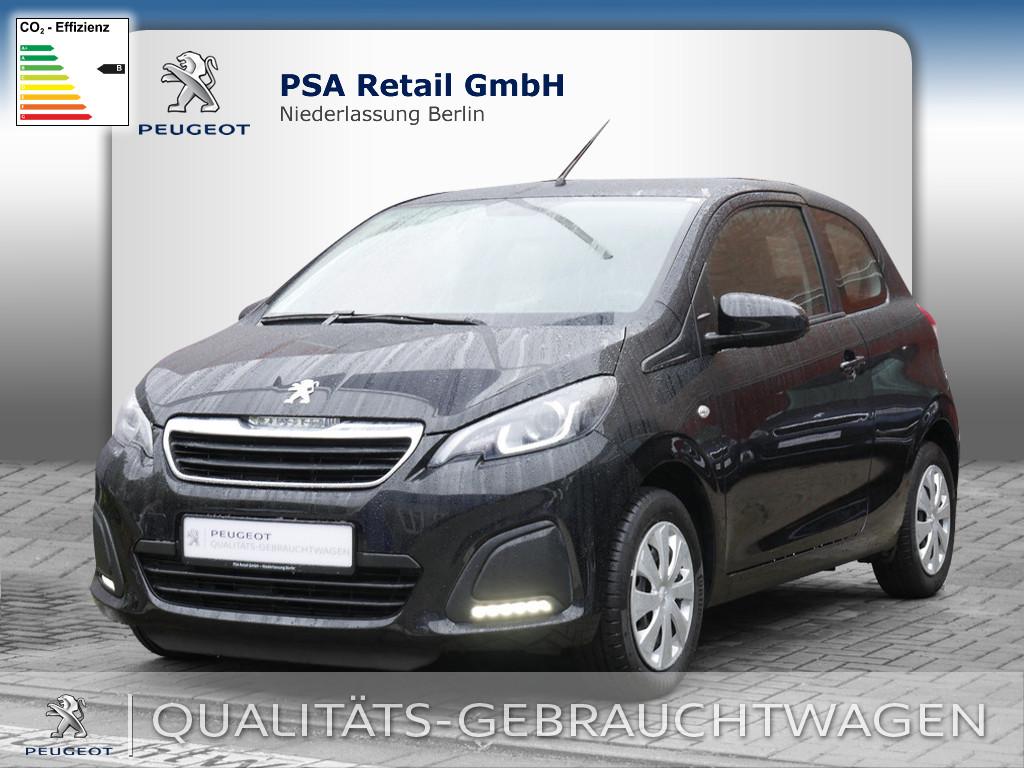 Peugeot 108 1.0 VTi 68 Active, Jahr 2017, Benzin