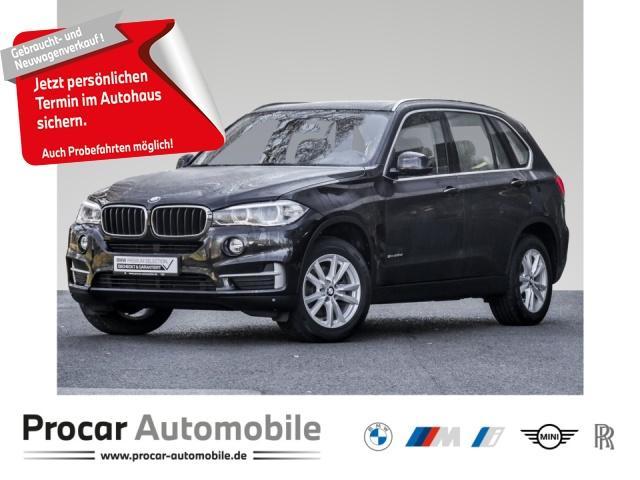 BMW X5 25d Navi+Pano+HeadUp+Sitzhz.+3.Sitzrh.+HIFI, Jahr 2018, Diesel