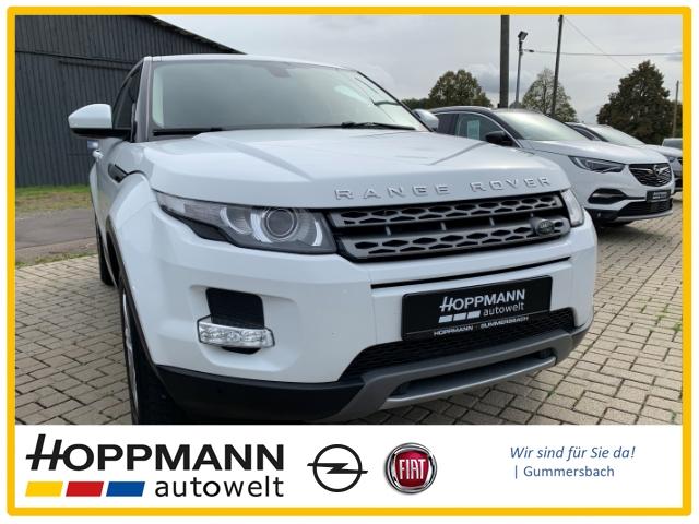 Land Rover Range Rover Evoque Pure 2.2 ,Klimaauto,RFK, PDC,uvm..., Jahr 2014, Diesel