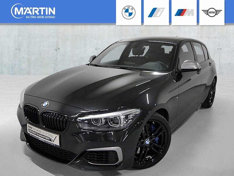 BMW M140i 5-Türer *LED*Navi*Tempomat*, Jahr 2019, Benzin