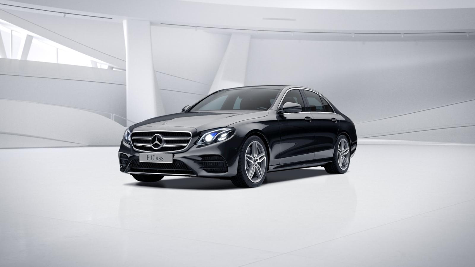 Mercedes-Benz E 400 d 4M AMG Pano. Leder Distronic StHzg AHK, Jahr 2018, Diesel