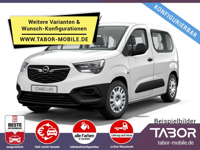 Opel Combo Life 1.2 Turbo 110 L1 R4.0 Temp SignA. MFL, Jahr 2021, Benzin