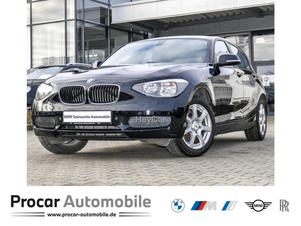 BMW 116i Advantage+ // 17'' Felge PDC Shzg., Jahr 2014, Benzin