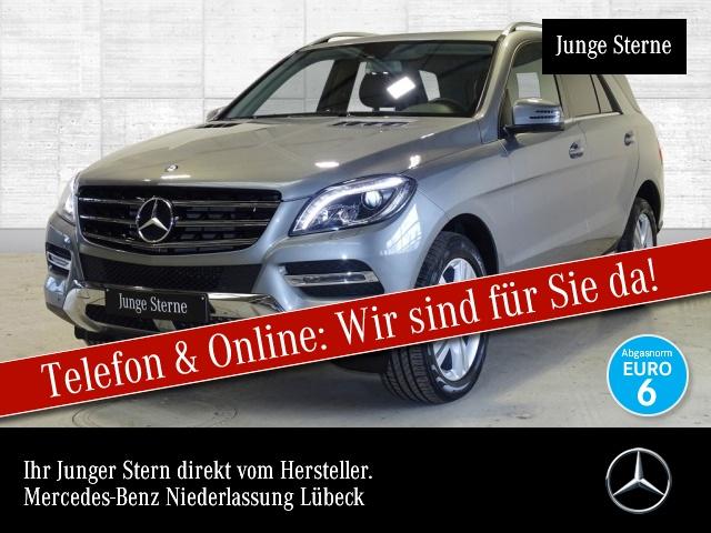 Mercedes-Benz ML 250 4M BT ILS Navi Totwinkel Sitzh Temp, Jahr 2015, Diesel