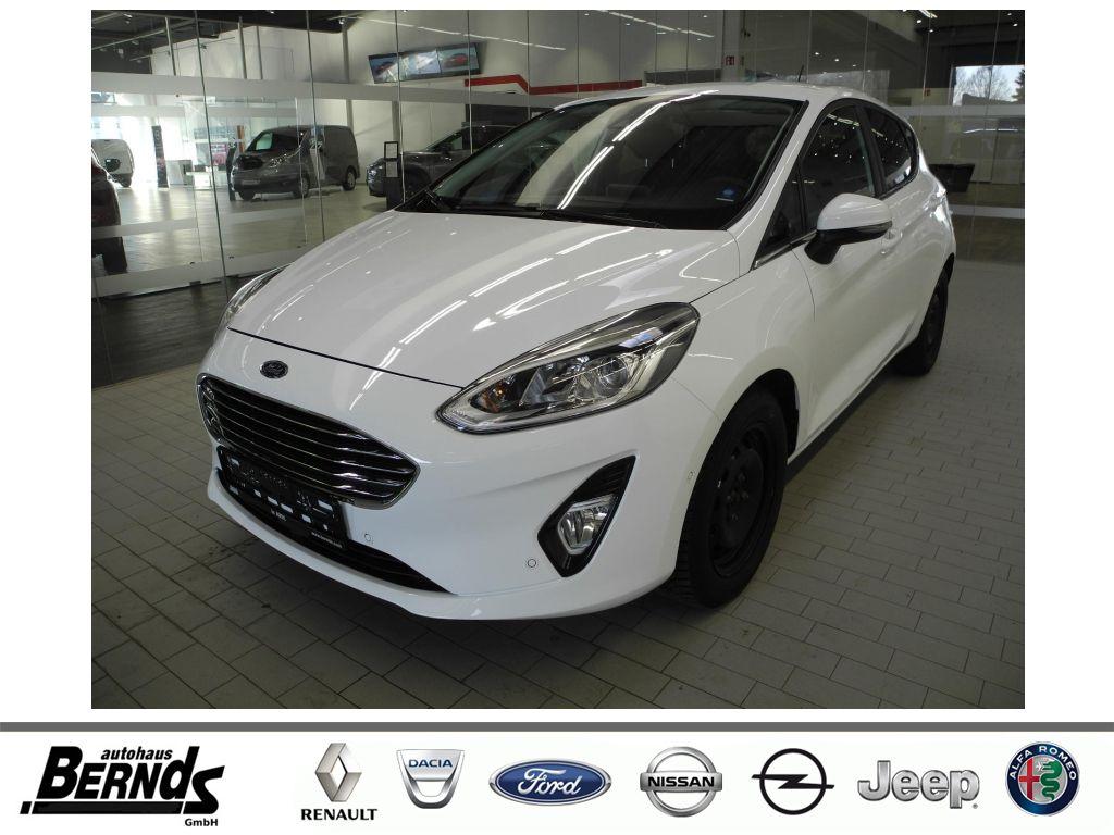 Ford Fiesta 1.0 EcoBoost S&S TITANIUM AHK Rückfahrka., Jahr 2018, Benzin