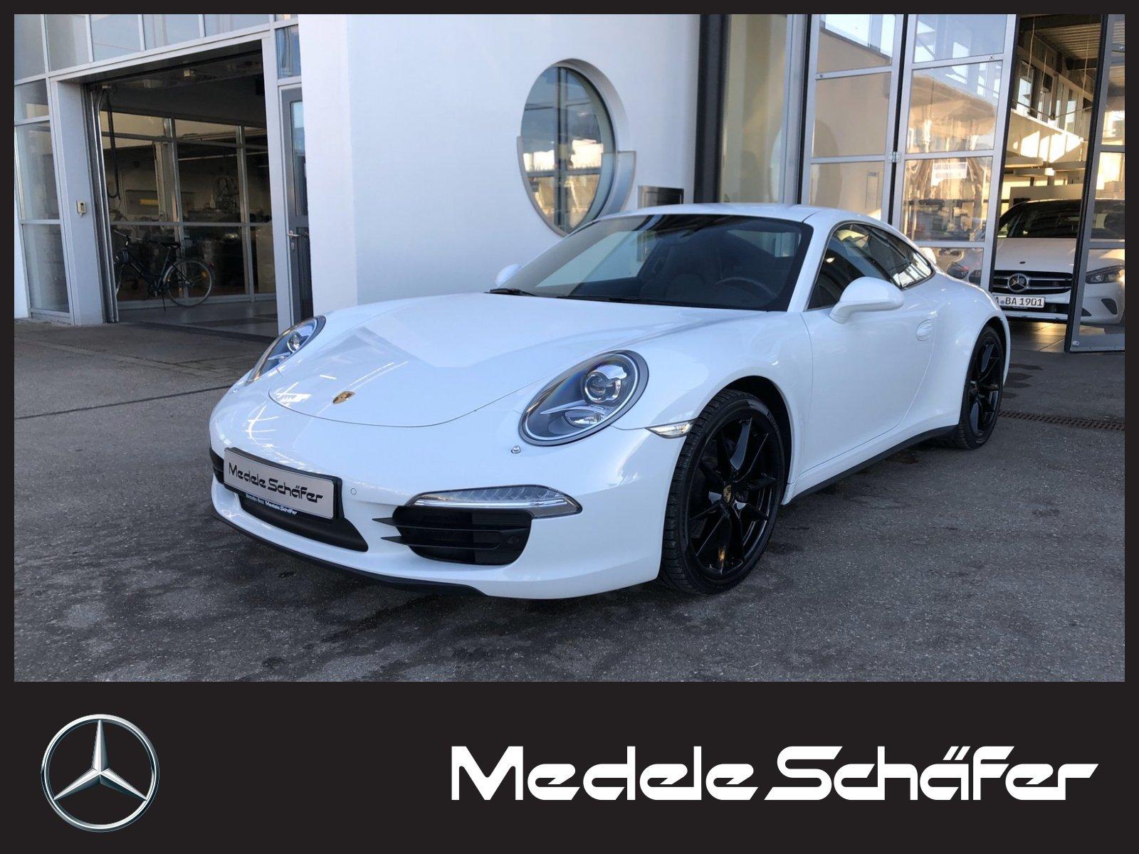 Porsche 911 Carrera 4 Bi-Xenon LederEspresso Memory PCM, Jahr 2012, Benzin