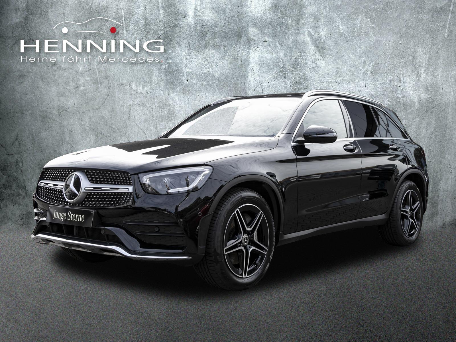 Mercedes-Benz GLC 220 d AMG 4M 9G Pano Multib. Distr. Ambiente, Jahr 2020, Diesel