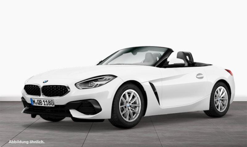 BMW Z4 sDrive20i Alarmanlage Komfortzugang, Jahr 2020, Benzin