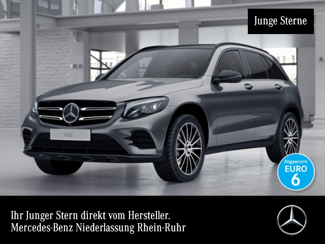 Mercedes-Benz GLC 350 d 4M AMG Fahrass 360° Pano Burmester HUD, Jahr 2017, Diesel