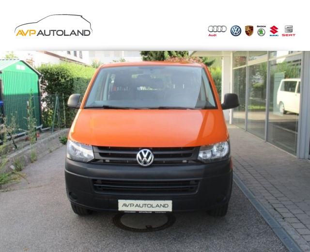 Volkswagen T5 Kombi kurz TDI 63 kW 5-Gang  9-Sitzer  9-sitz, Jahr 2015, Diesel