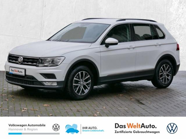 Volkswagen Tiguan 2.0 TDI DPF Comfortline Navi AHK ParkAssist Sitzhzg, Jahr 2016, Diesel