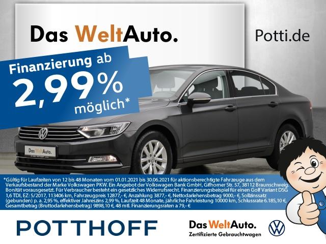 Volkswagen Passat 1.4 TSI BMT Comfortline ACC Navi Telefon PD, Jahr 2016, Benzin