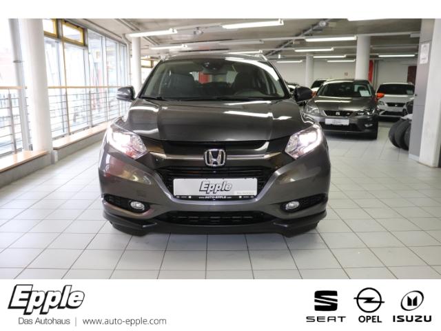 Honda HR-V Executive 1.6 i-DTEC LED Navi Keyless Rückfahrkam. El. Panodach Panorama Fernlichtass., Jahr 2015, diesel