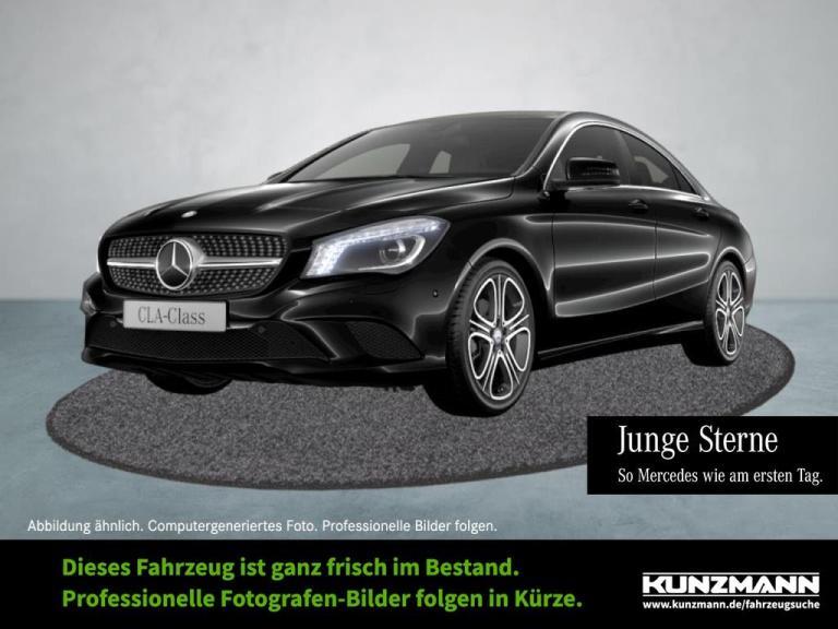 Mercedes-Benz CLA 220 CDI Coupé Urban Navi LED Kamera SpiegelP, Jahr 2014, Diesel