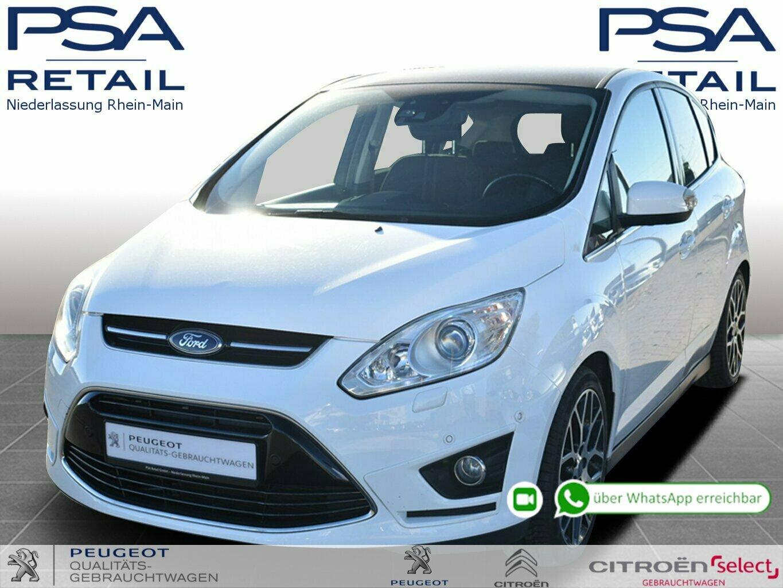 Ford C-Max 1.0 EcoBoost Titanium *X-Paket*Xenon*Navi*Kamera*, Jahr 2012, Benzin