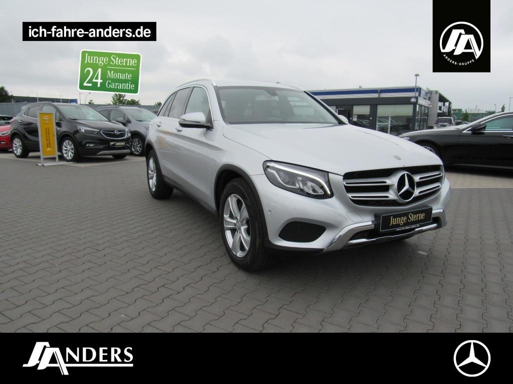 Mercedes-Benz GLC 250 d 4M OFF-ROAD+Navi+SHZ+LED+AHK+EASY-PACK, Jahr 2018, Diesel