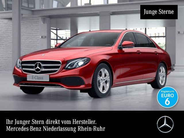 Mercedes-Benz E 200 Avantgarde LED Kamera Totwinkel PTS 9G Sitzh, Jahr 2016, Benzin