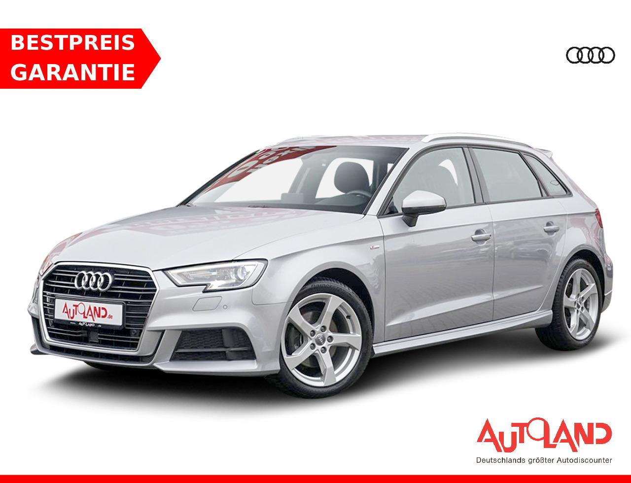 Audi A3, Jahr 2018, Benzin