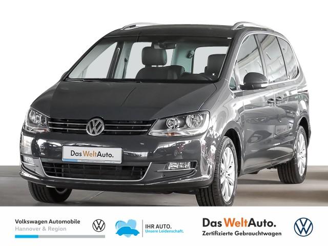 Volkswagen Sharan 1.4 TSI DSG Highline 7-Sitzer Navi Klima Parklenkassistent, Jahr 2018, Benzin