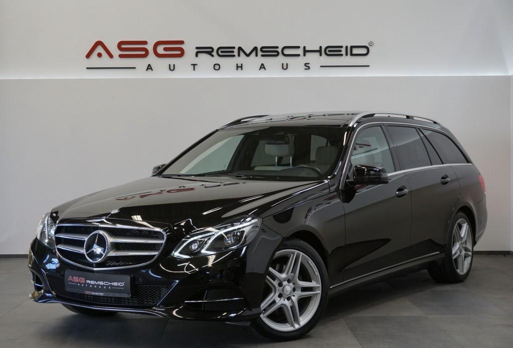 Mercedes-Benz E 350 CDI 4M 7G-Tr. 100% Voll *Distr. *Pano *LED, Jahr 2015, Diesel