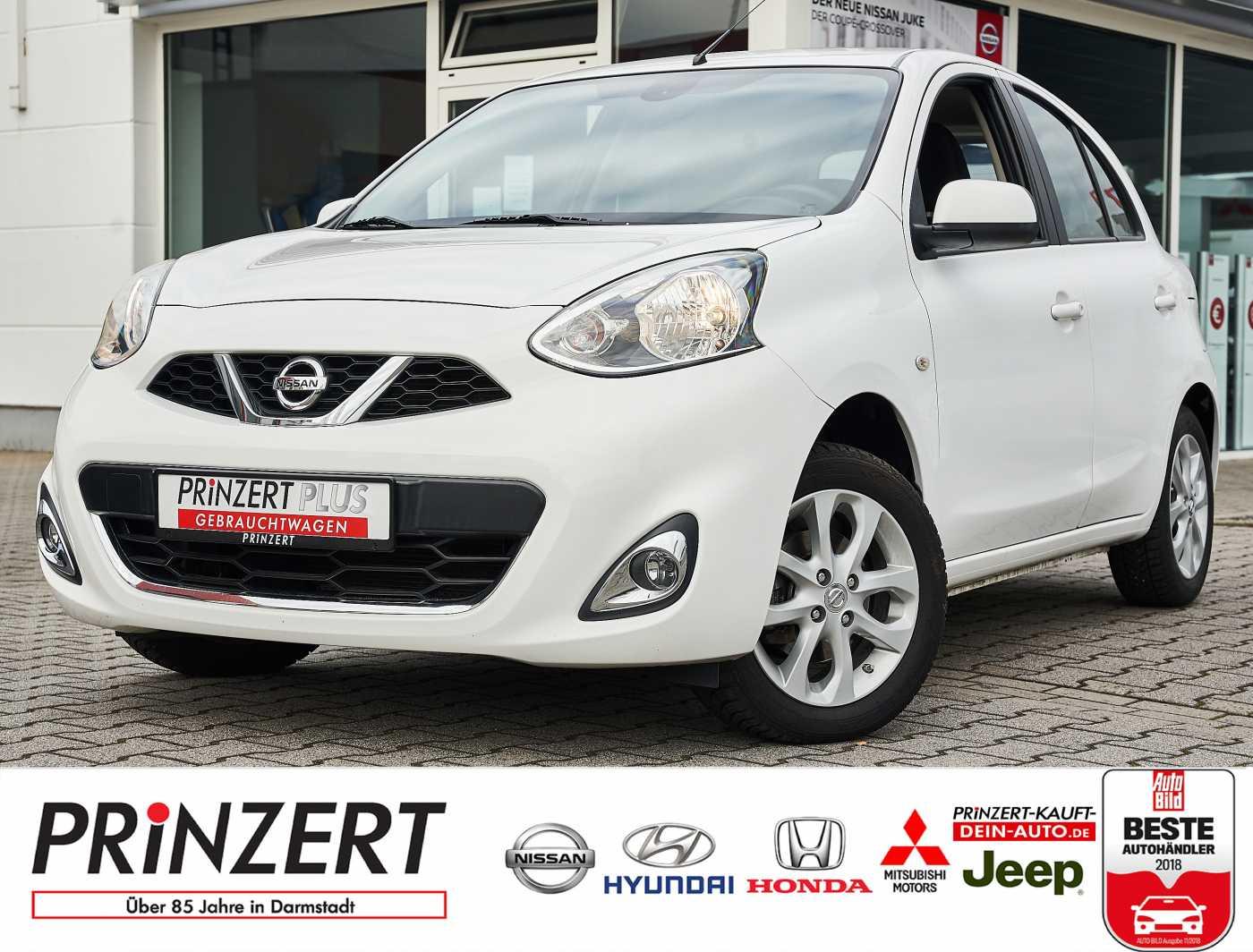 Nissan Micra 1.2 MT 'Acenta' Comfort, Jahr 2014, Benzin