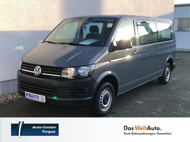 Volkswagen T6 Kombi 2.0TDI110KW 8-SITZER KLIMA RADIO AHK, Jahr 2016, Diesel