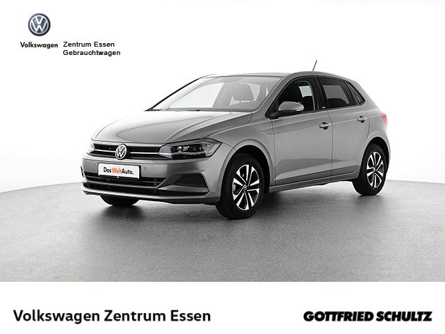 Volkswagen Polo United 1.0 TSI DSG Pano LED Navi SHZ, Jahr 2021, Benzin