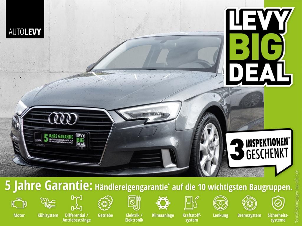 Audi A3 1.5 TFSI S tronic Sport *XEN*NAV*PDC*SITZHZ*, Jahr 2017, Benzin