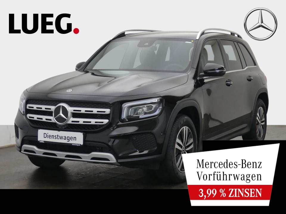 Mercedes-Benz GLB 180 d STYLE+17''+KAMERA+MBUX+DKL.GLAS+PTS+SH, Jahr 2021, Diesel