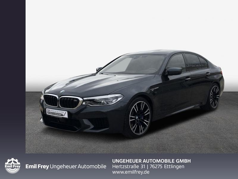 BMW M5 Limousine Gestiksteuerung B&amp,W Surround DAB, Jahr 2018, Benzin